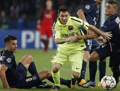 El Barça encarrila las apuestas Champions