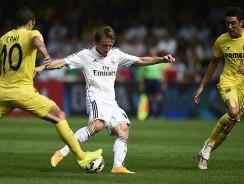 Real Madrid – Villarreal, nueve bajas que afectan a las apuestas